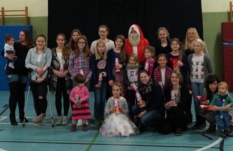 Weihnachtsfeier GRMSV Moers 2016