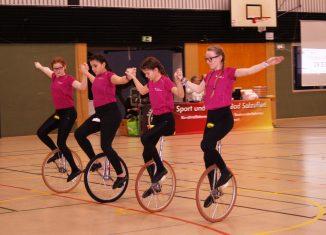 4er Einrad Schülerinnen GRMSV 2017